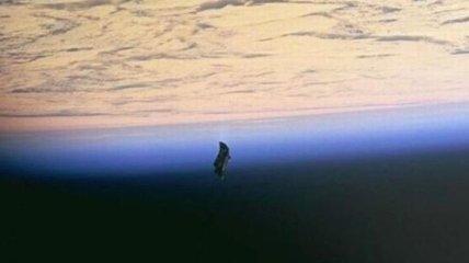 Агенство NASA уничтожает снимки НЛО