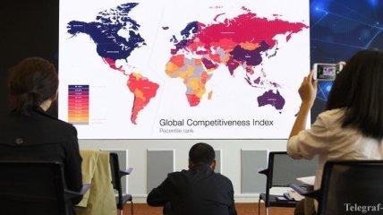 Конкурентоспособность Украины снизилась - рейтинг Global Competitiveness