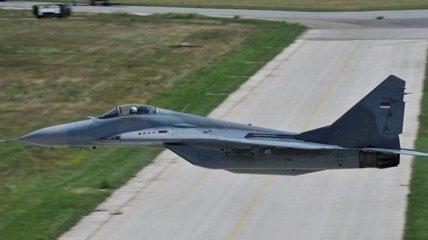 Обломки самолета ВВС Азербайджана нашли в Каспийском море