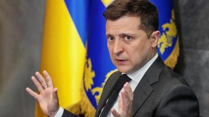 Президент Владимир Зеленский оказался в центре скандала