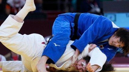 Япония вышла в лидеры медального зачета после победы в дзюдо
