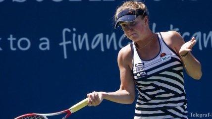Свитолина вышла в четвертьфинал турнира в Брисбене