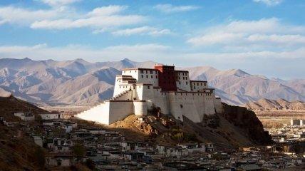 Тибет - в числе самых популярных направлений для путешествий
