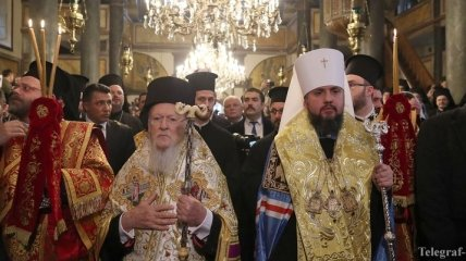 Итоги 5 января: Историческое событие для ПЦУ в Стамбуле, реакция РПЦ на Томос