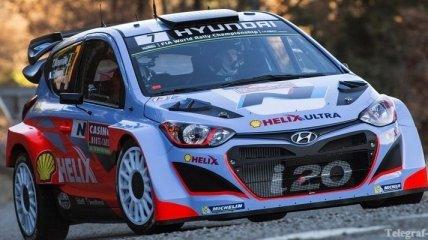 WRC. Открыт новый сезон ралли Монте-Карло