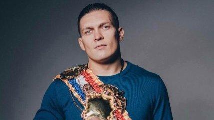 Усик - боксер года по версии BWAA, Ломаченко - лучший тренер