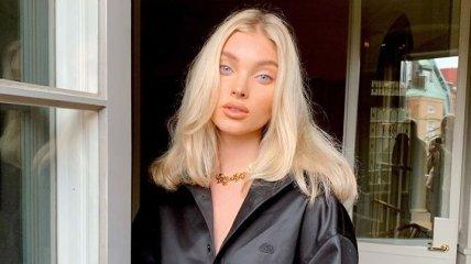 """Ангел """"Victoria's Secret"""" Эльза Хоск обнажилась на камеру: пикантные снимки"""