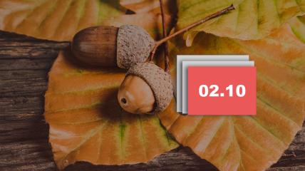 Праздник 2 октября