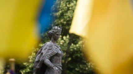 Президент Украины посетил Санлис, где почтил память Анны Киевской