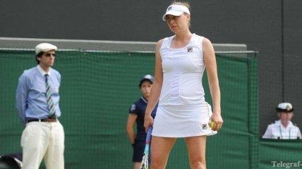 Звонарева не сыграет на US Open