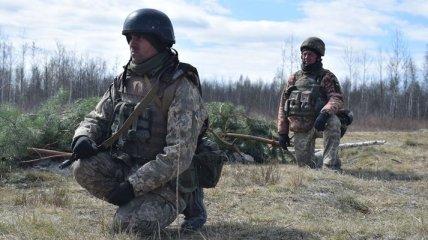 ООС: наемники РФ на Донбассе обстреляли участок разведения у Золотого