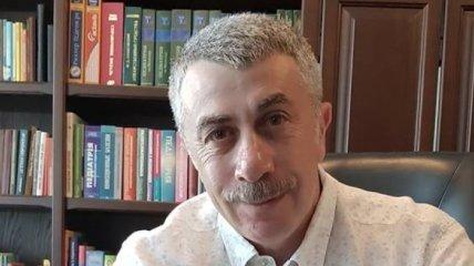Комаровский назвал главные угрозы для системы здравоохранения Украины