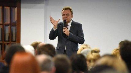 Садовый призвал Зеленского не слушать совета Тимошенко