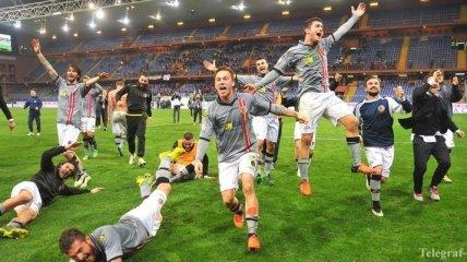 """""""Алессандрия"""" не сможет принять """"Милан"""" на своем стадионе"""