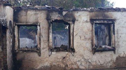 В Верхнеторецком из гранатометов боевики обстреляли жилой сектор