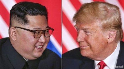 Трамп вновь заговорил о встрече с Ким Чен Ыном