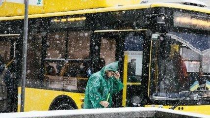 Как на Новый год будет работать транспорт в Киеве