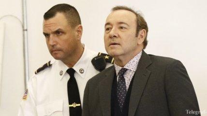 Суд предъявил официальные обвинения актеру Кевину Спейси