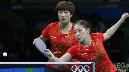 Тренер сборной Китая по настольному теннису стал жертвой азартных игр