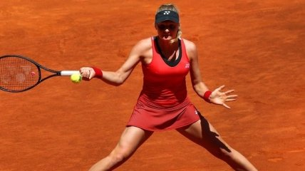 Ястремская выступит на малом Итоговом турнире WTA