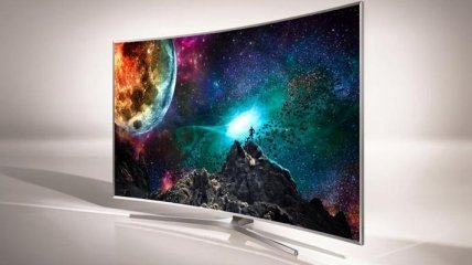Телевизор Samsung на базе Tizen