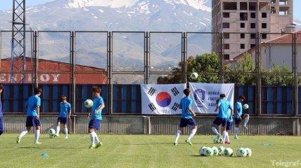 Молодежный ЧМ-2017 пройдет в Корее