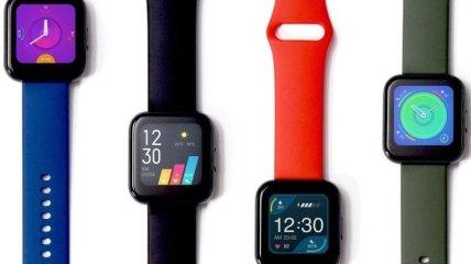 Realme Watch: смарт-часы получили новое обновление