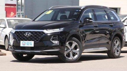 Hyundai Santa Fe пытает успех на рынке