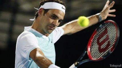 Федерер прокомментировал прошедший сезон