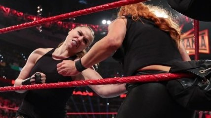 Ронда Роузи раскритиковала WWE