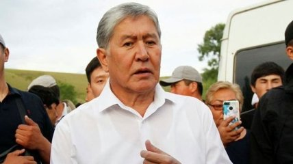 Суд в Киргизии наложил арест на имущество экс-президента