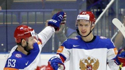 Брезвин: Если бы не война, Дадонов выступал бы за сборную Украины