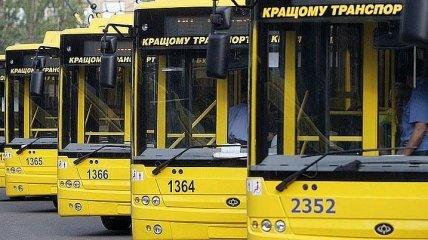 """Троллейбусный маршрут свяжет аэропорт """"Киев"""" и ж/д вокзал"""