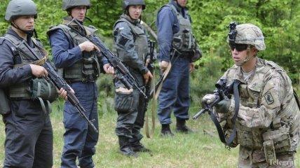 """Украина и НАТО готовятся к международным учениям """"Ukraine-2015"""""""