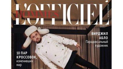 MONATIK снялся для мартовского номера L'officiel Hommes Kazakhstan