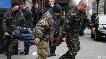 Прокуратура Киева не сообщает данные о розыске сообщника убийцы Вороненкова