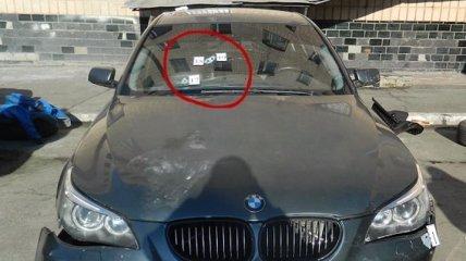Смертельная погоня в Киеве: водитель BMW скрывается от следствия