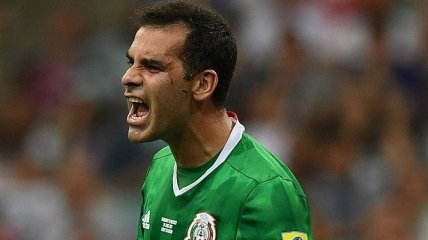 Футбол. Легенда сборной Мексики объявил о завершении карьеры