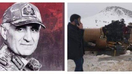 В Турции трагически погиб генерал, который помог Азербайджану в войне за Карабах (фото)