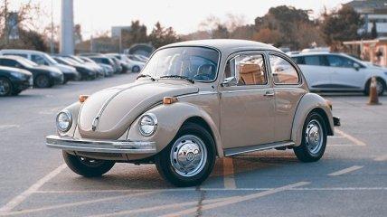 Volkswagen снимает с производства легендарную модель Beetle