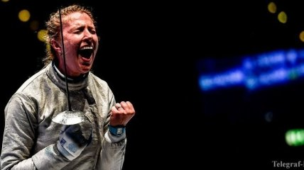 Украинская саблистка Харлан завоевала золото на чемпионате мира