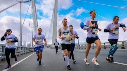 Этот марафон запомнился не спортивными достижениями