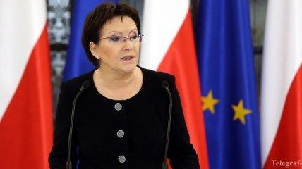 Премьер-министр Польши посетит Украину