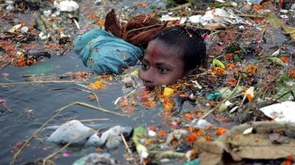 Мы в опасности: ужасные снимки о последствиях загрязнения (Фото)