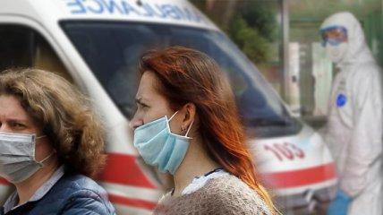 Украина может ограничить миграцию со странами, охваченными новым штаммом коронавируса