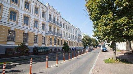 В Киеве начался ремонт дорог старого Подола