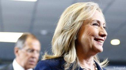 Клинтон отказалась ставить ультиматум Ирану