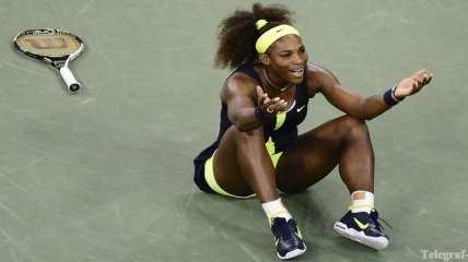 Серена Уильямс в четвертый раз выиграла US Open