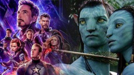 """Последняя часть """"Мстителей"""" потеряла первенство в мировом прокате"""