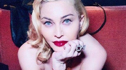 """""""Пожелайте мне удачи!"""": Мадонна поделилась провокационным снимком (Фото)"""